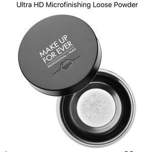 MakeUp Forever UltraHD Microfinishing loose powder